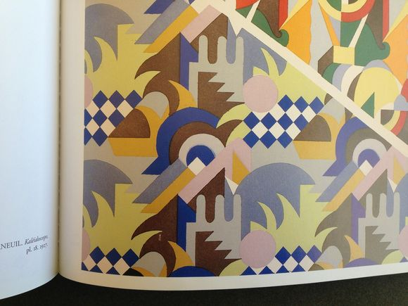 Art Deco Textiles was too heavy to add to my stack of library books