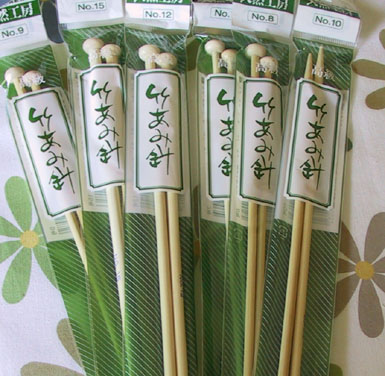 Bambooneedles