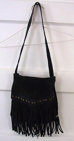 Blackfringebag