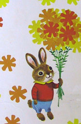 Bunnywithflowers
