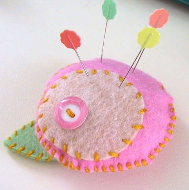 Flowerpincushion