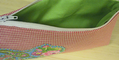 Pouch2lining